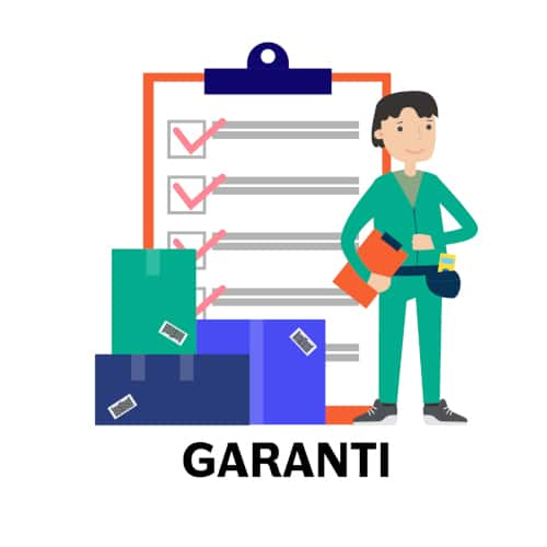 hjälp med datorn - Garanti